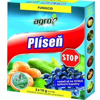 AGRO PLÍSEŇ STOP 3 x 20g