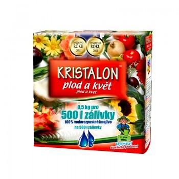 KRISTALON PLOD A KVĚT 0,5kg