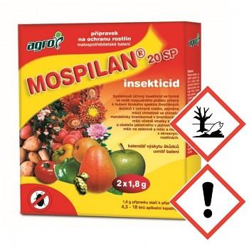AGRO MOSPILAN 20SP   2x1,8g