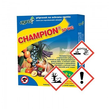AGRO CHAMPION 50WG 10g