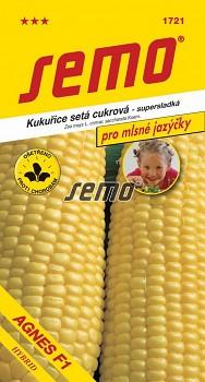 SEMO KUKUŘICE AGNES F1