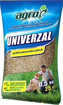 AGRO TRAVNÍ SMĚS UNIVERZAL 0,5KG