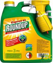 ROUNDUP EXPRES 6H - 3L rozprašovač