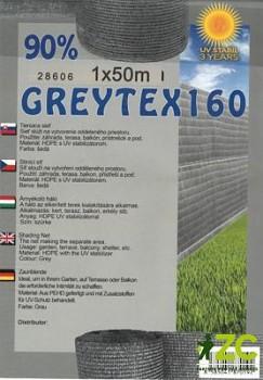 CLONA ZAHRADNÍ 90% 50 x 1 m šedá