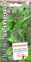 DOBRÁ SEMENA Směs asijských listových zelenin 4g