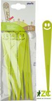 Jmenovka - Žížala zelená (10ks)